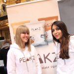 The brains behind Peakz – Aalya Magsi & Linnea Mullenbach