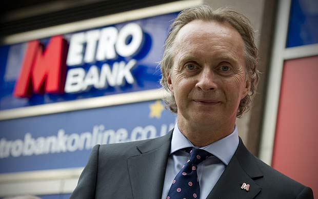 Anthony Thompson | Metro Bank