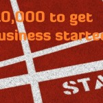Get £10,000 to get your business started!