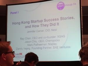 Hong Kong Startup Scene Success Stories
