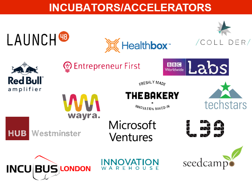 Incubator vs Accelerator