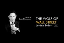 Jordan Belfort live in London discount featured