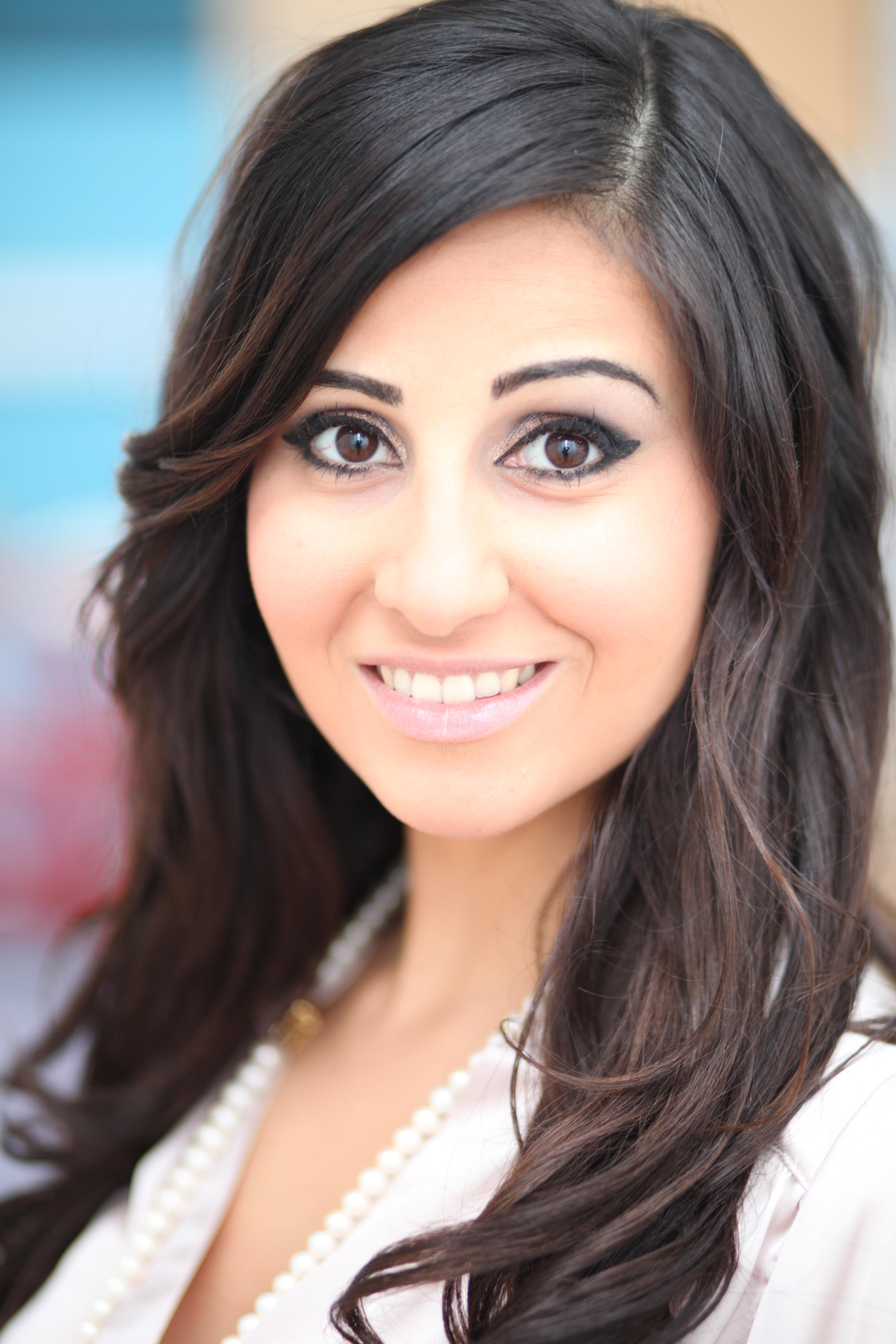 Melody Hossaini Female Social Entrepreneur