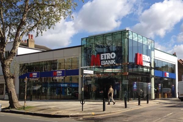 Metro Bank Corner