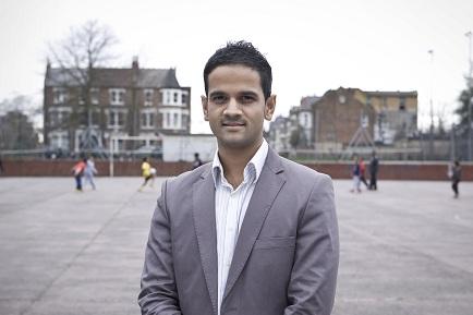 Rajeeb Dey hounered by Queen
