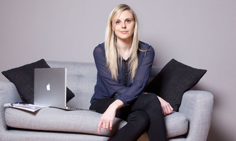 Robyn Exton - young entrepreneurs to watch in 2015