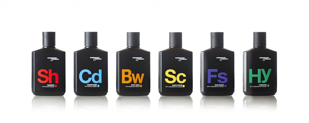 Scaramouche & Fandango - Full range bottles