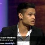 Quit Uni to Startup Full Time – Steve Bartlett Founder of Wallpark