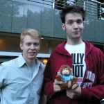 Steve Huffman and Alexis Ohanian