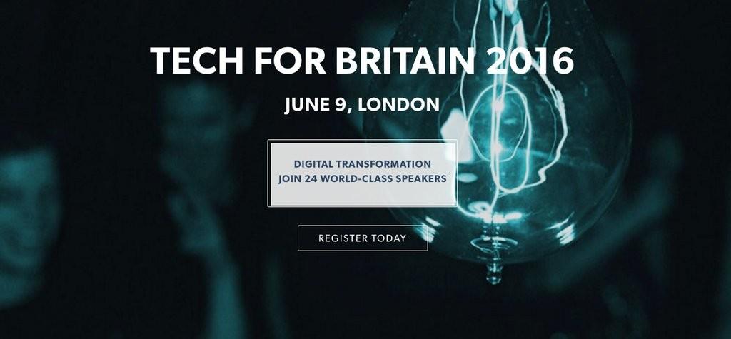Tech for Britain 2016