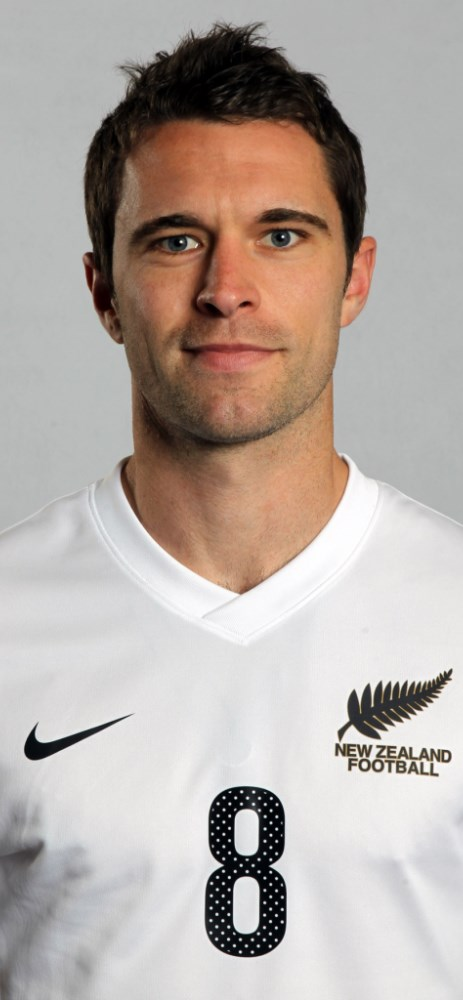 Tim Brown New Zealand Footballer