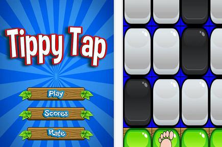 Tippy Tap app
