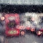 bus rain