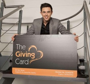 Dan Taylor - The Giving Card