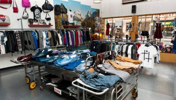 how to start a clothes shop